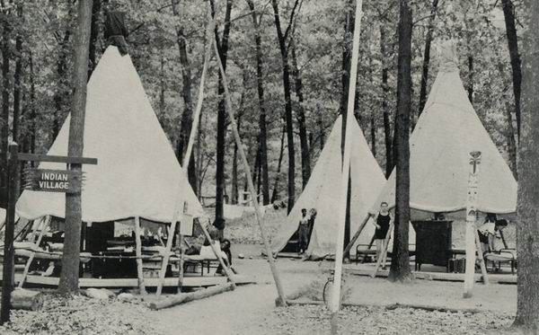 INDIAN VILLAGE CAMP SEARS