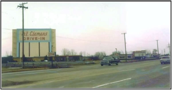 Mt Clemens Drive-In Theatre - FROM GRATIOT DRIVE-IN FAN