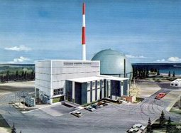 NUCLEAR PLANT CHARLEVOIX
