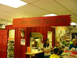 POST OFFICE IN HELL
