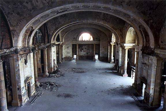 MICHIGAN CENTRAL STATION FROM RON GROSS 2