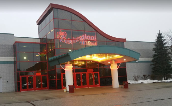 Celebration Cinema Mount Pleasant - MAIN ENTRANCE
