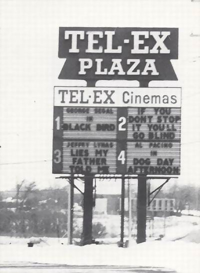 Tel-Ex Cinemas - FROM 1976 SOUTHFIELD HIGH YEARBOOK