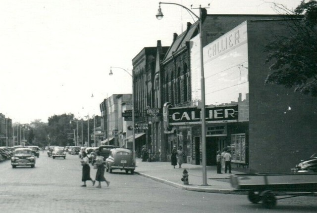 Callier Theatre - OLD PHOTO