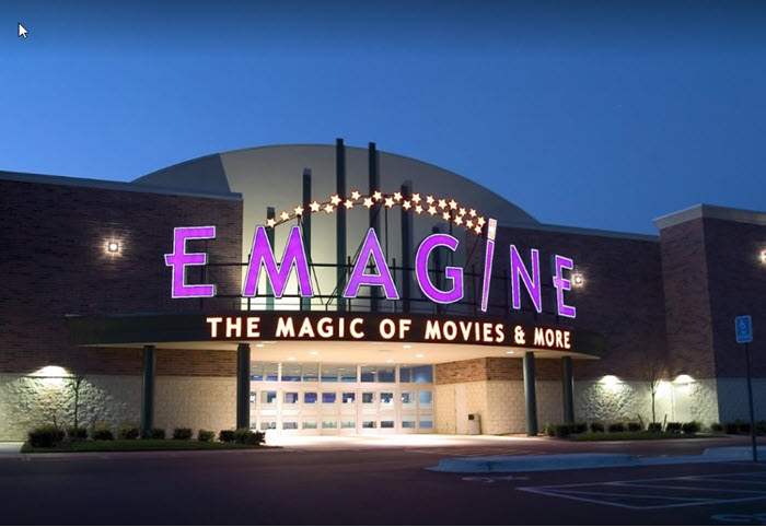 EMagine Canton - MAIN ENTRANCE