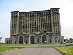 MICHIGAN CENTRAL DETROIT