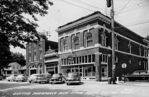 ONSTED PHARMACY AND STATE BANK