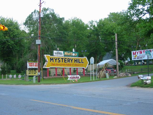 Irish Hills Area - MYSTERY HILL