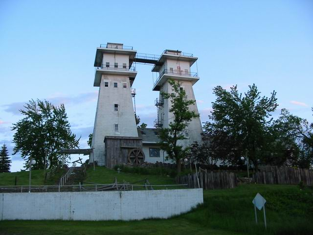 Irish Hills Area - OBSERVATION TOWERS